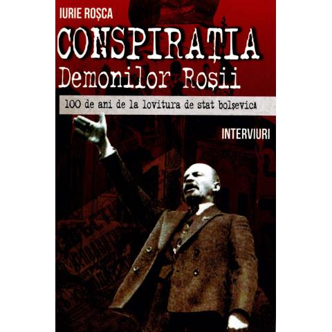 Conspirația Demonilor Roșii. Interviuri