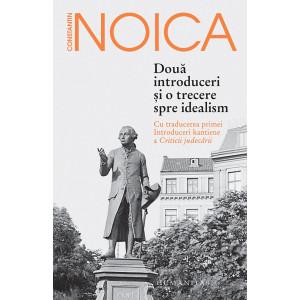 Două introduceri și o trecere spre idealism