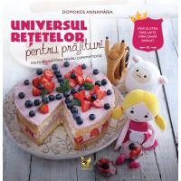 Universul rețetelor pentru prăjituri - dulciuri sănătoase pentru copii pofticioși