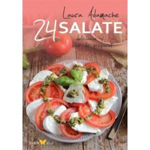 24 salate delicioase și ușor de preparat