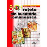 501 rețete din bucătăria românească