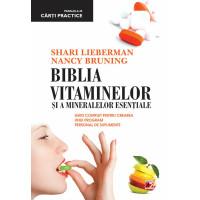 Biblia vitaminelor și a mineralelor esențiale ed 3
