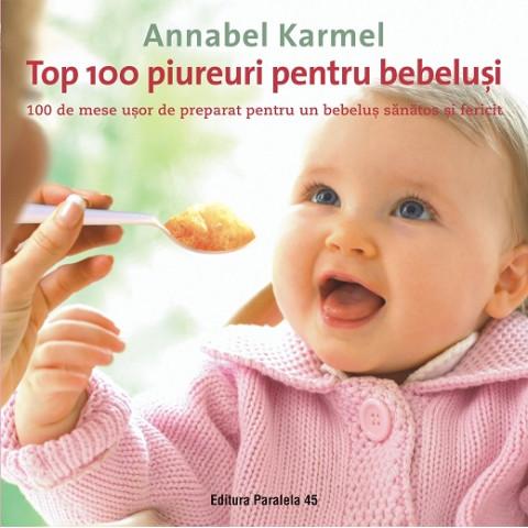 Top 100 piureuri pentru bebeluși ed 2