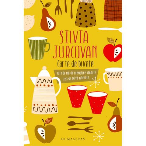 Silvia Jurcovan - Carte de bucate