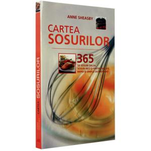 Cartea sosurilor - 365 de sosuri