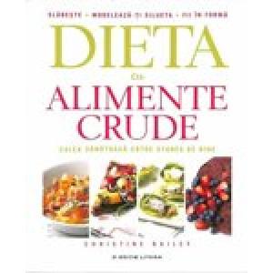 Dieta cu alimente crude. Calea sănătoasă către o formă de invidiat