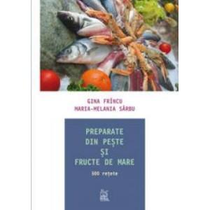 Preparate din pește și fructe de mare