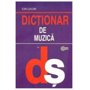 Dicționar de muzică