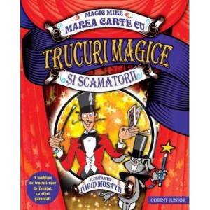Marea carte cu trucuri magice și scamatorii