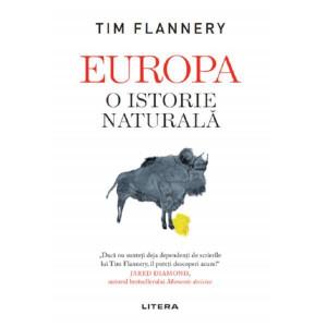Europa. O istorie naturală, reeditare