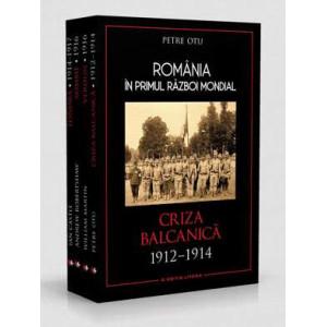 Set România în Primul Război Mondial (4 volume)