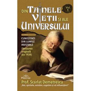 Din tainele vieții și ale universului - versiune originală din 1939. Volumele I-III.