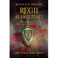 Regii blestemați. Când un rege pierde Franța (vol. 7)