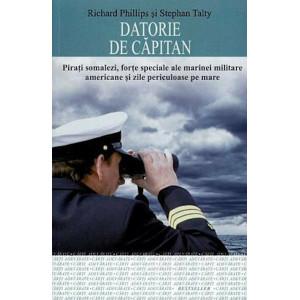 Datorie de căpitan