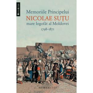 Memoriile Principelui Nicolae Suţu