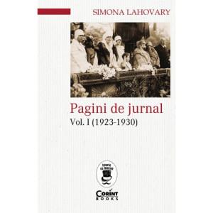 Pagini de jurnal vol. I (1923-1930)