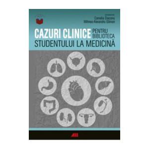 Cazuri clinice pentru biblioteca studentului la medicină