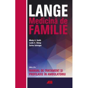 LANGE. Medicina de familie