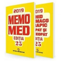 MemoMed 2019, Volumele I și II. Ediția 25