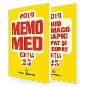 MemoMed 2019, Volumele I și II