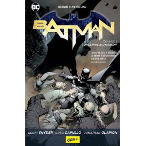 Batman 1. Conclavul bufnițelor