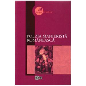 Poezia manieristă românească