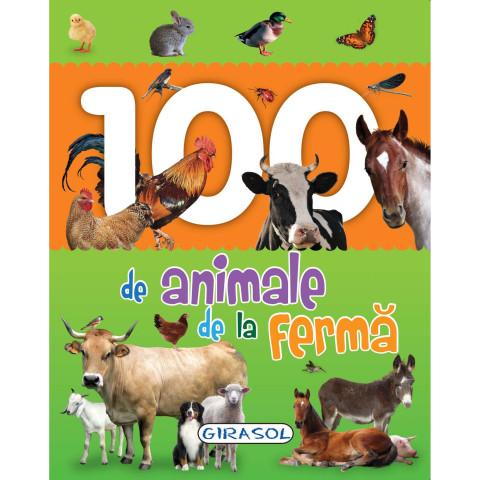 100 de animale de la fermă