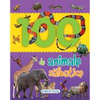 100 de animale sălbatice