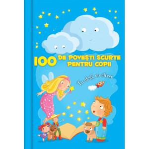 100 de povești scurte pentru copii-50 de jetoane față-verso