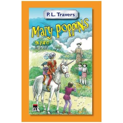Mary Poppins în parc