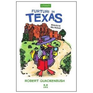 Furturi în Texas (seria Misterele lui Miss Mallard)