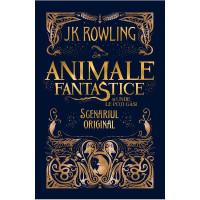 Animale fantastice și unde le poți găsi, Scenariul original