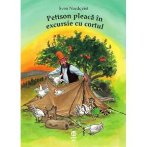 Pettson pleacă în excursie cu cortul