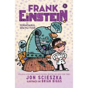 Frank Einstein şi Fermoarul Spațiu-Timp
