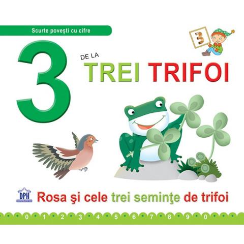 3 de la Trei trifoi - Cartonată