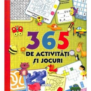 365 de activități și jocuri