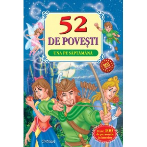 52 de povești