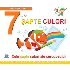 7 de la Șapte culori - Necartonată