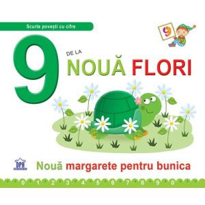 9 de la Nouă flori - Necartonată