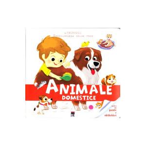 Enciclopedia celor mici Larousse  - Animale domestice
