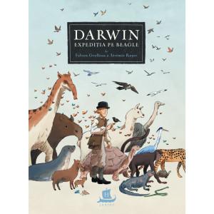 Darwin. Expediția pe Beagle
