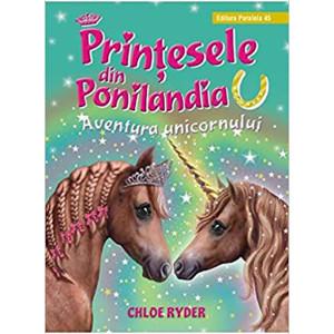 Prințesele din Ponilandia. Aventura unicornului