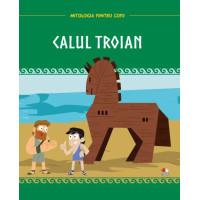 Mitologia. Calul troian