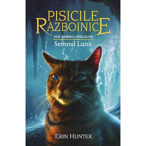 Cartea 22. Pisicile Războinice. Semnul Lunii