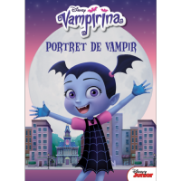 Vampirina. Portret de vampir