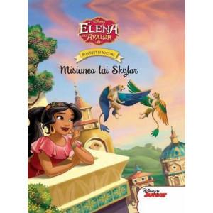 Disney Elena din Avalor - Povești și jocuri - Misiunea lui Skylar