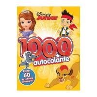 Disney Junior - 1000 de autocolante. Peste 60 de activități antrenante