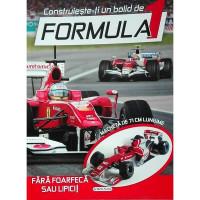 Construiește-ți un bolid de Formula 1