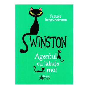 Winston. Agentul cu lăbuțe moi
