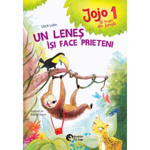 Jojo și trupa din junglă (Vol. 1 Un leneș iși face prieteni)